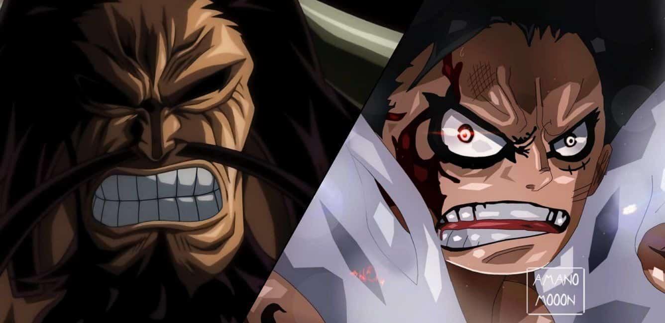 One piece chapitre 922 - Quel est le fruit de démon de Kaido ? 1