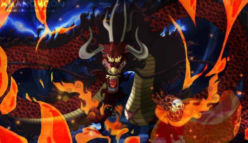 One Piece chapitre 922 - Kaido vs Luffy 22
