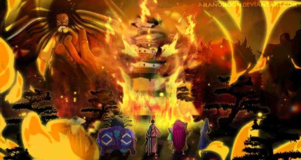 One Piece Chapitre 922 Spoilers, spéculation, date de sortie 3