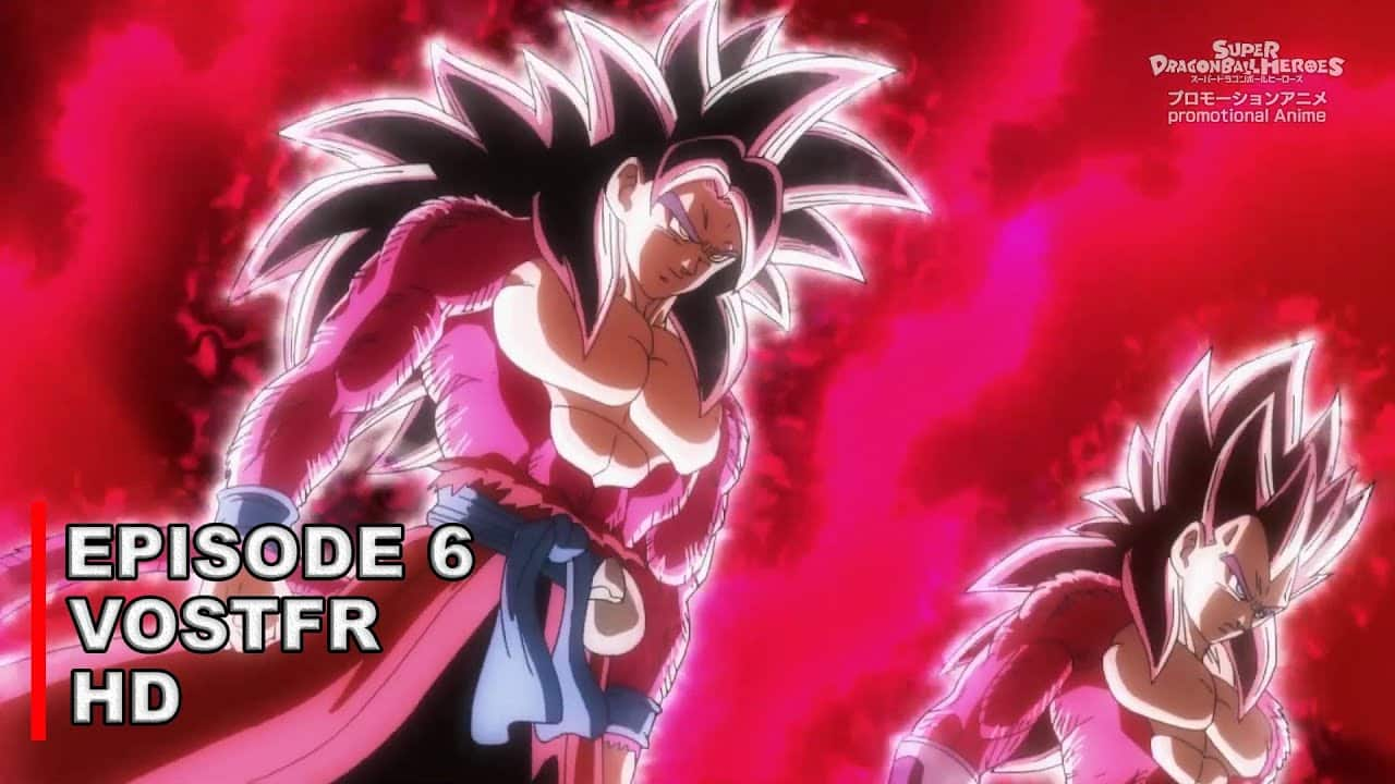 La Preview Dragon Ball Heroes Episode 6 1