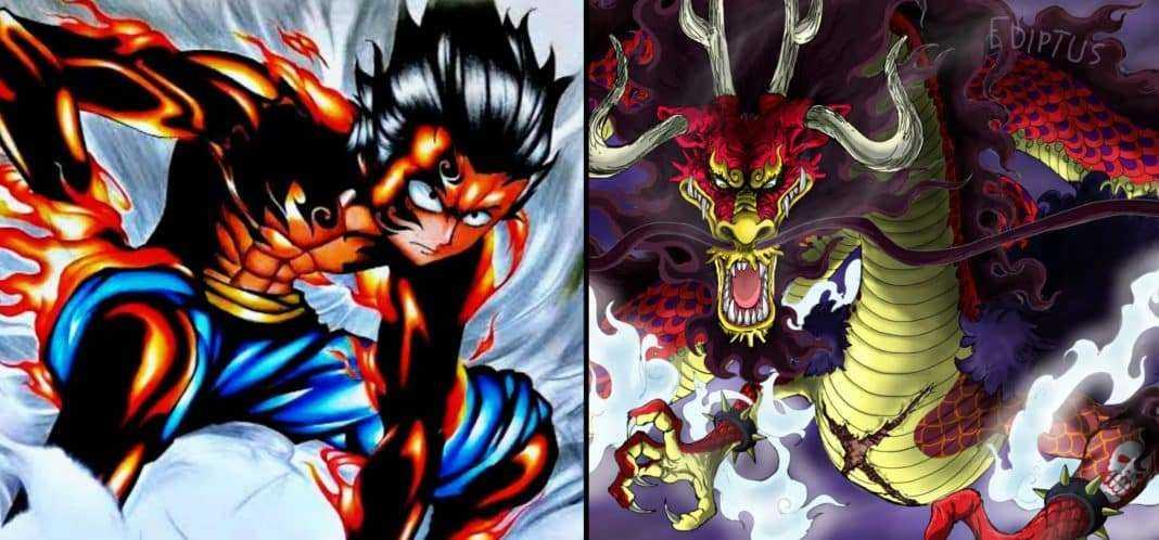 Luffy prochain Gear pour la défaite de Kaido - Explication 1