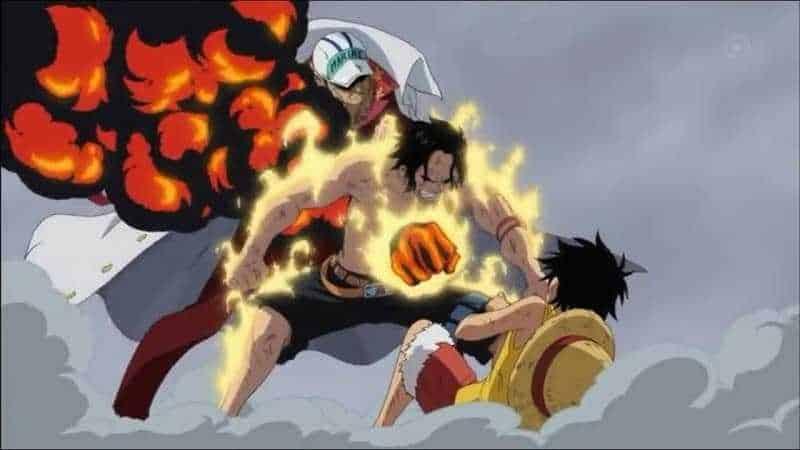 One piece - c'est le meilleur combat du chapeau de paille Luffy! 11