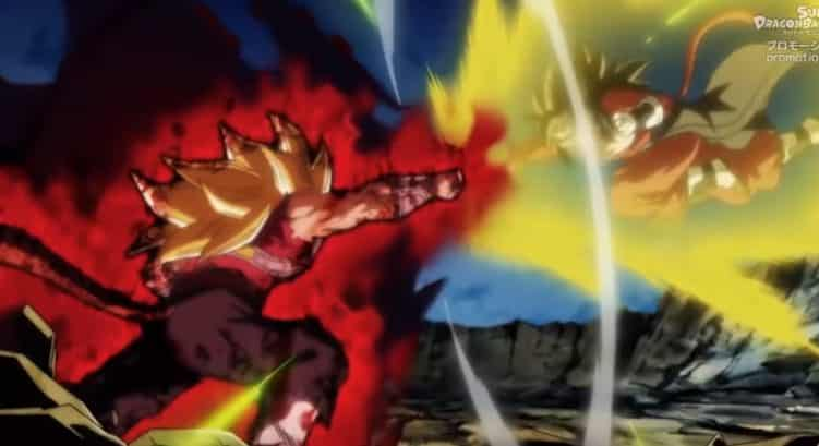 La Preview Dragon Ball Heroes Episode 6 25