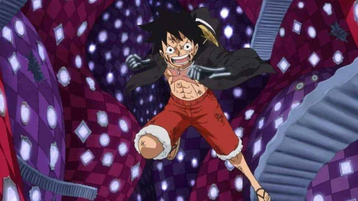 One Piece 861 vostfr : Le plan d'évasion de Sanji et Bege 1