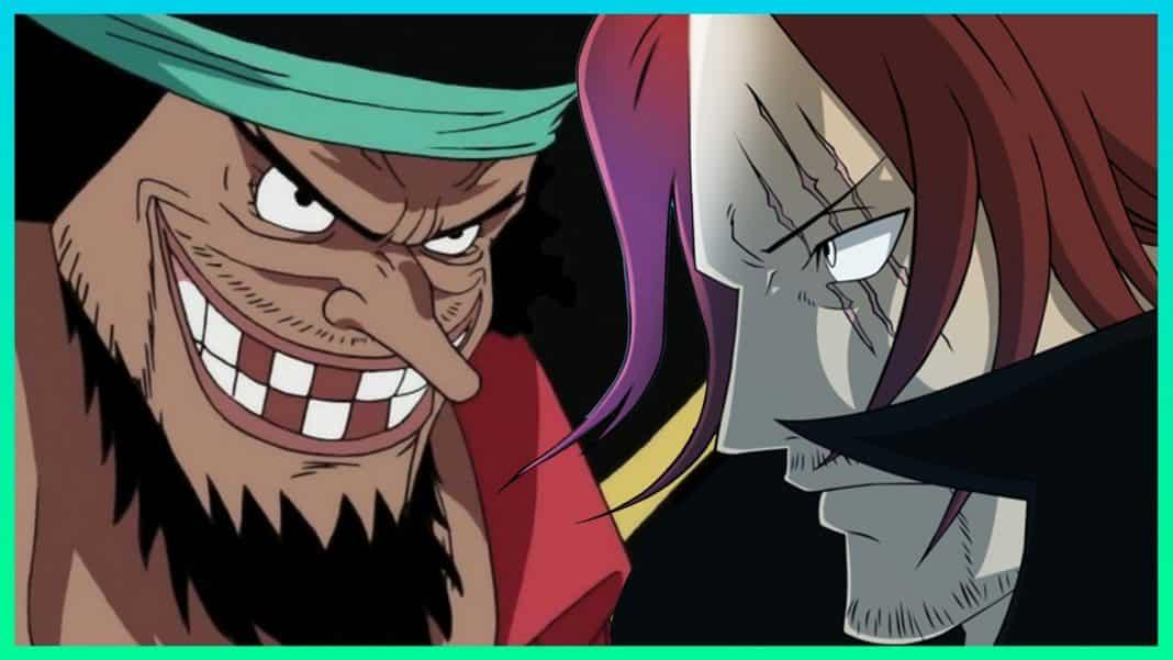 les spoilers de One Piece chapitre 925 – barbe noire de retour 2