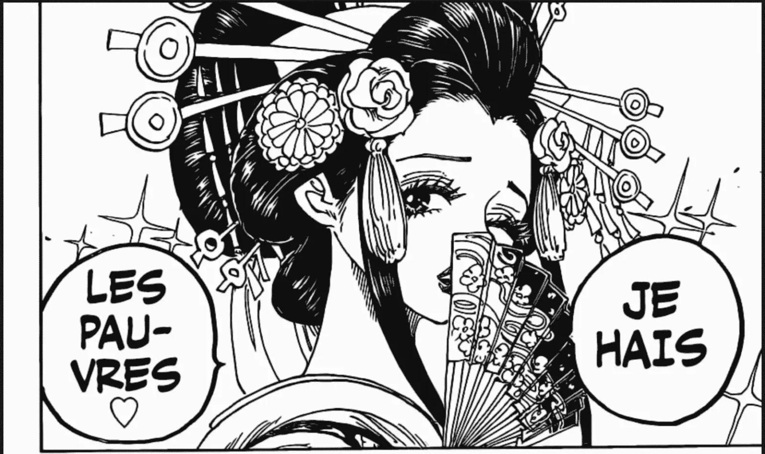 One Piece chapitre 929: Qui est le vrai Komurasaki? 1