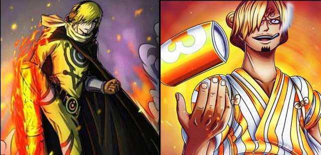 One piece chapitre 931 Raid Suit Sanji – Le Power-up et capacités explication