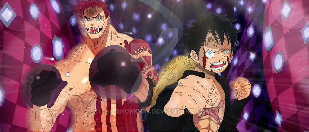 One Piece Episode 867 : Luffy vs Katakuri - Une bataille d'hommes 21