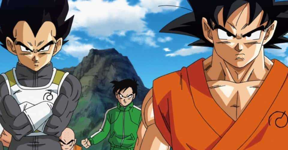Dragon Ball Super L'amine de retour par Toei Animation 24