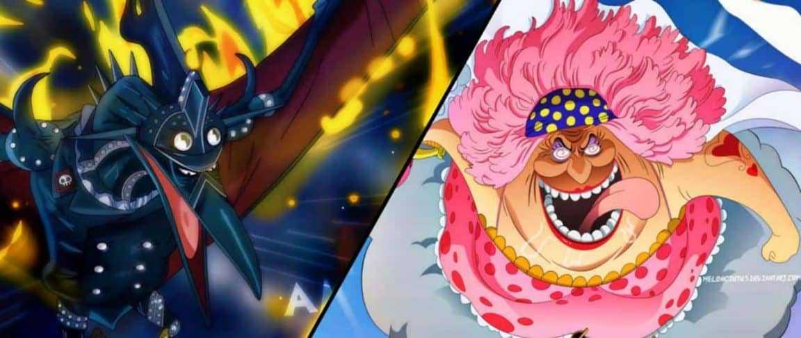 One Piece Chapitre 931: Big Mom en colère!