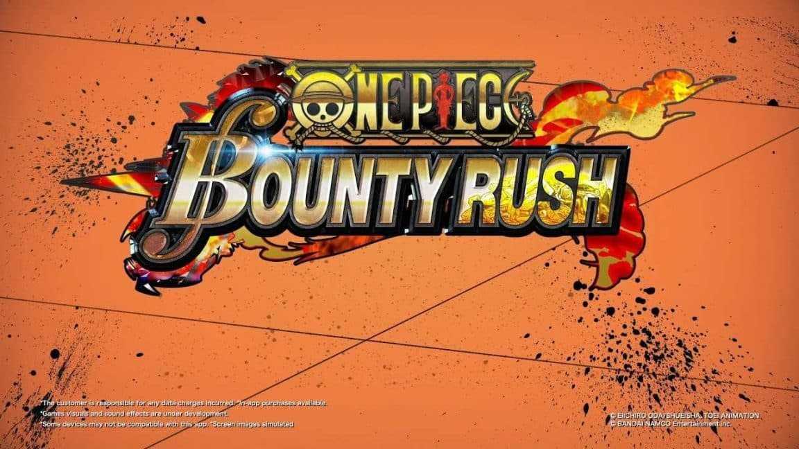 Le jeu One Piece Bounty Rush sur smartphone est prévu pour 2019 7