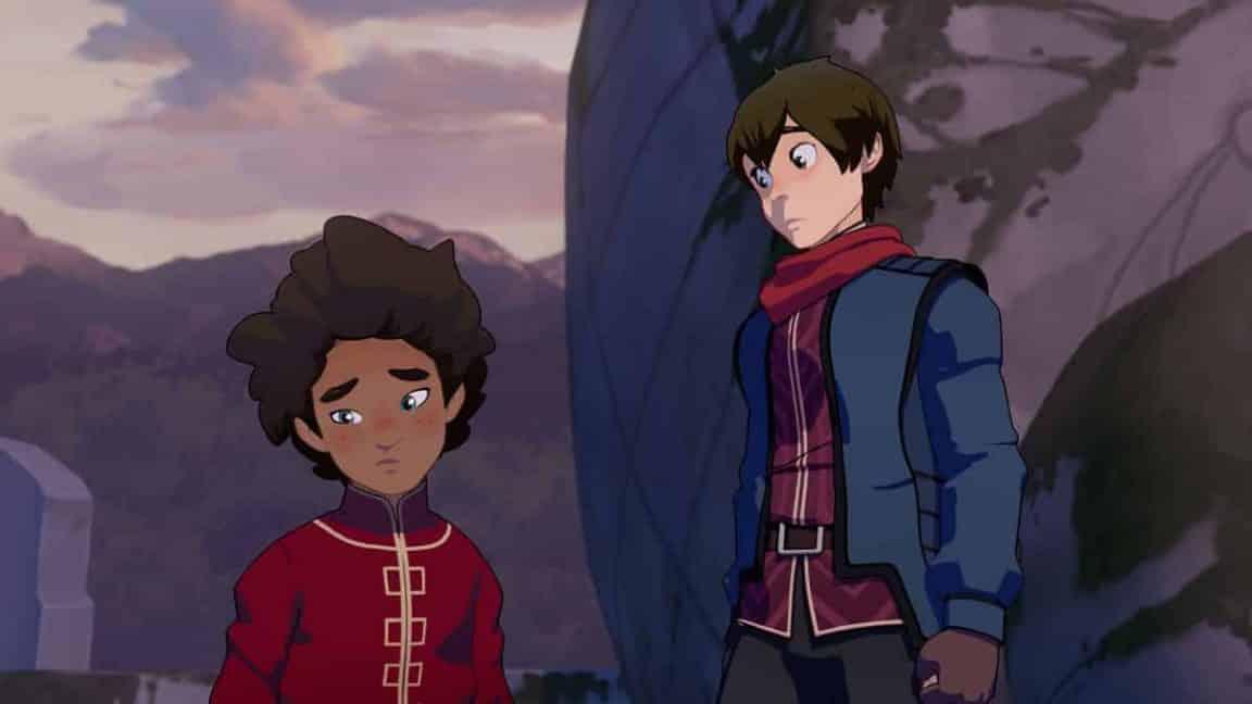 The Dragon Prince Saison 3 : Netflix date de sortie