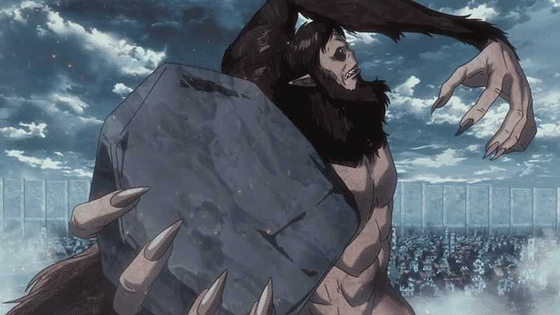 L'Attaque des Titans saison 3B 6