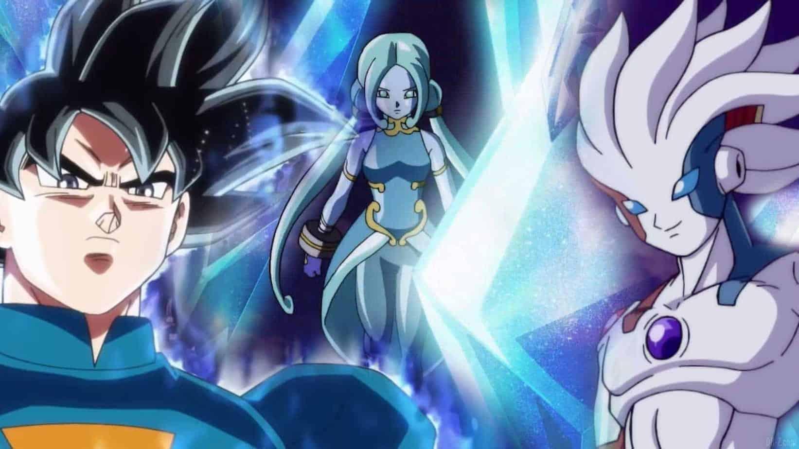 Dragon Ball Heroes l'épisode 10 Date de Sortie 2