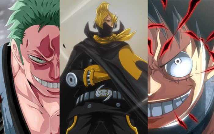 One Piece: À quel point les membres du chapeau de paille deviendront-ils plus forts après la bataille des quatre royaumes Kaido à Wano? 1
