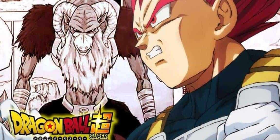Dragon Ball Super chapitre 46 : Moro bat Goku et Vegeta 1