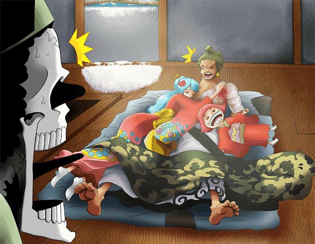 Les spoilers One Piece Chapitre 942 7