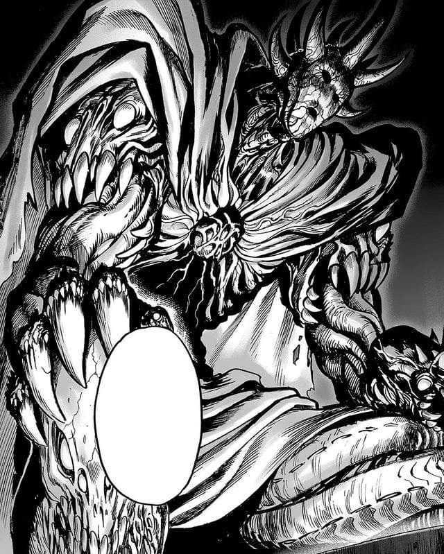 One-Punch Man saison 2: combat avec le monstre King Orochi 7