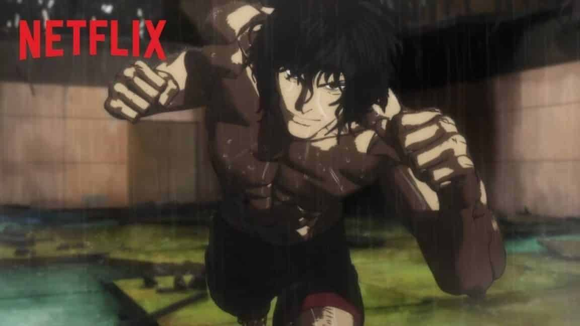 Kengan Ashura Netflix