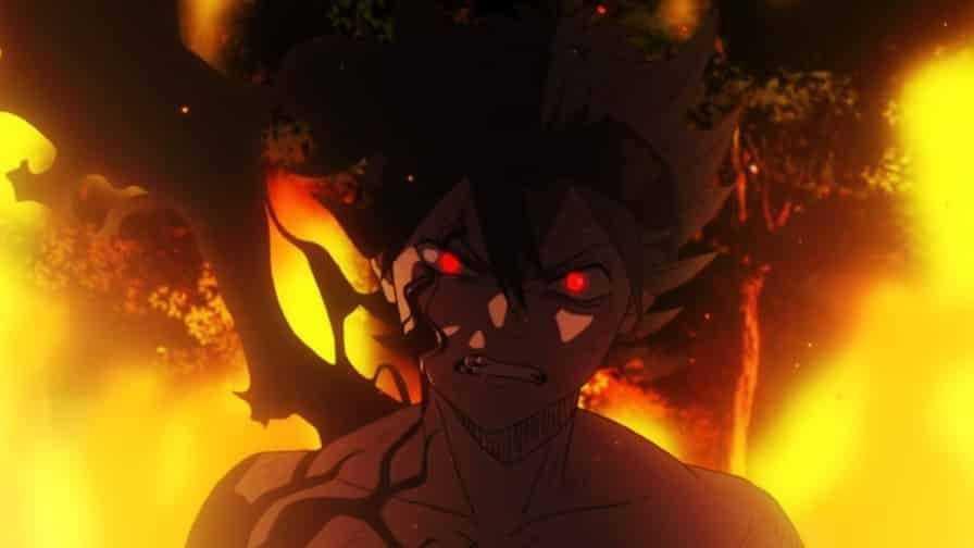 Black clover révélera le nouveau pouvoir d'Asta 7