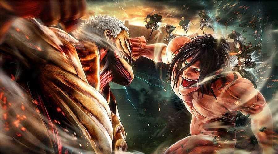 L'Attaque des Titans Saison 2x7 VOSTFR La Bataille d'exploration trahison 25