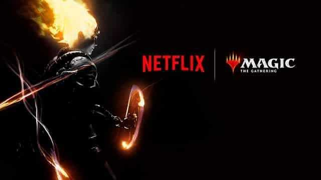 Série animée Magic: The Gathering de Netflix 11