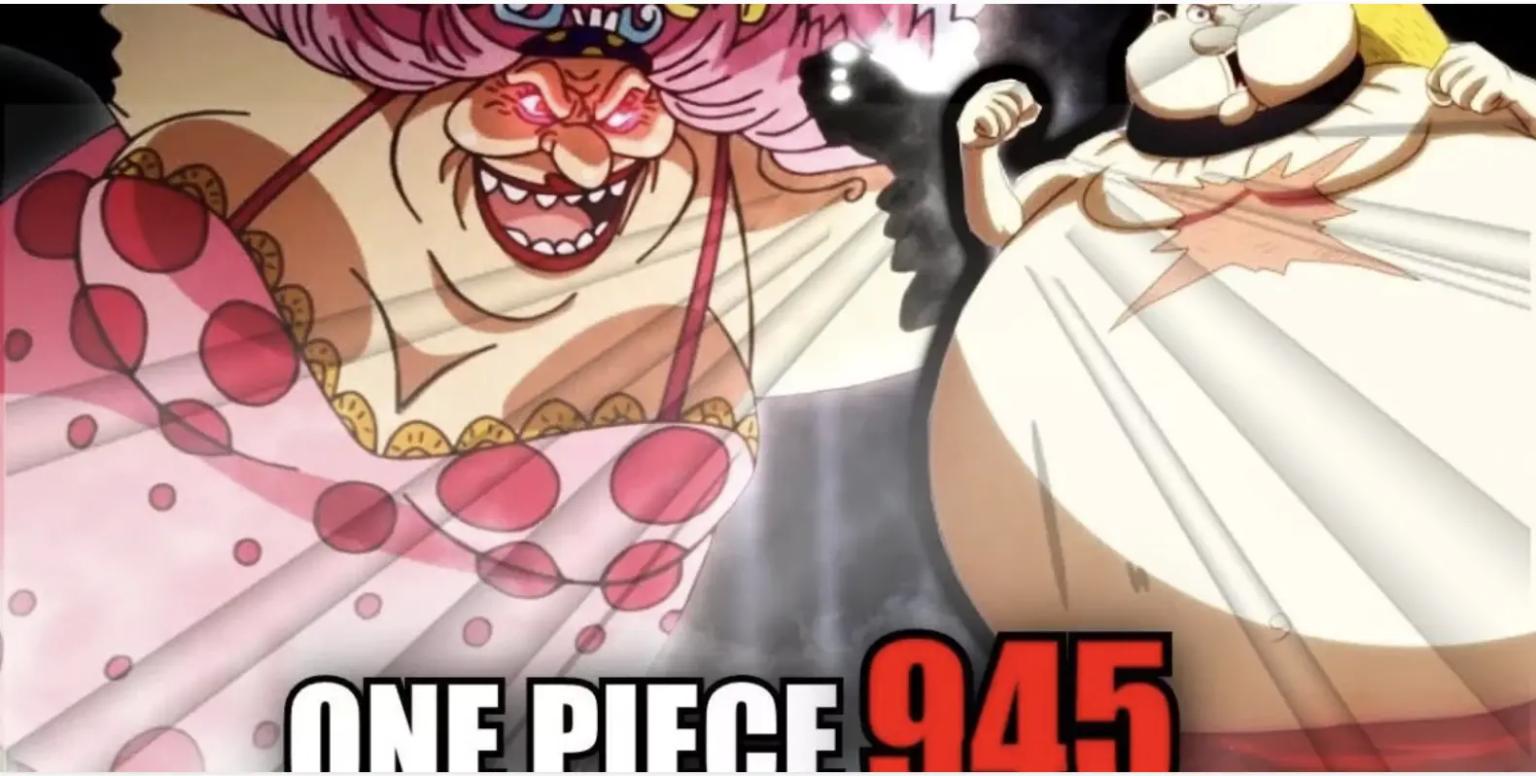 Les Spoilers One Piece chapitre 945 26