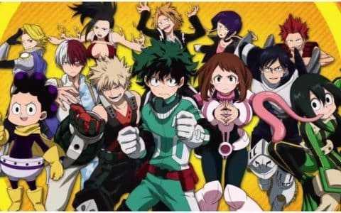 My Hero Academia saison 2 Release Date, remorque, Spoilers : Izuku Midoriya et Bakugo Katsuki s'affrontent dans une lutte Intense 1