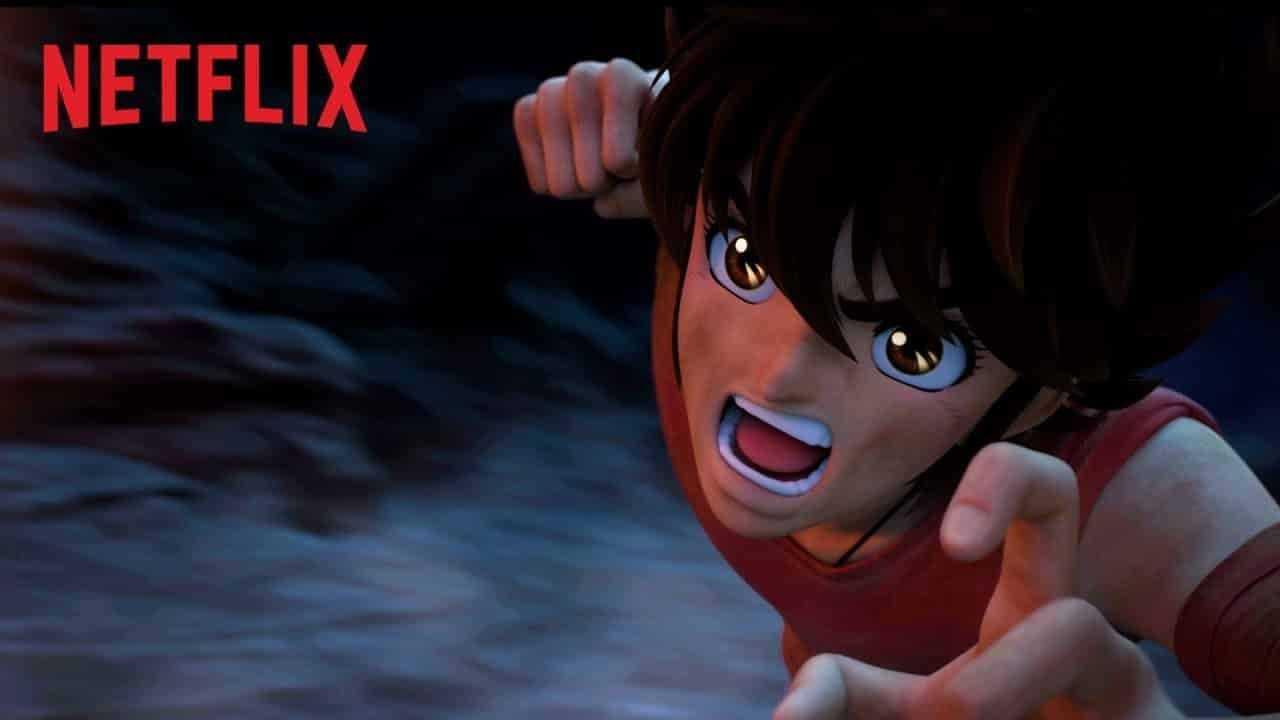 Nouvelle bande-annonce de Saint Seiya Anime de Netflix 26