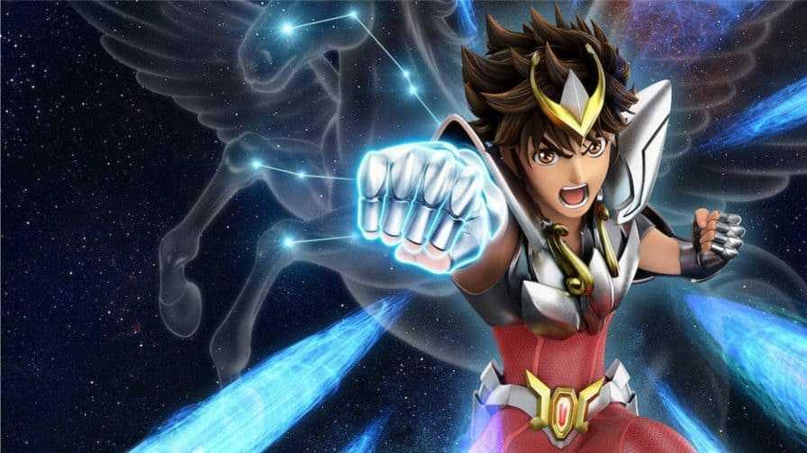 Les chevaliers du zodiaque: Netflix confirme la saison 2 d'une nouvelle animation 1