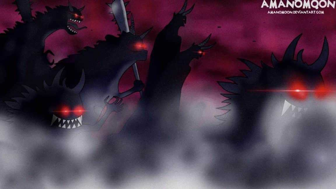 Les Spoilers One Piece Chapitre 955 Date de sortie 8