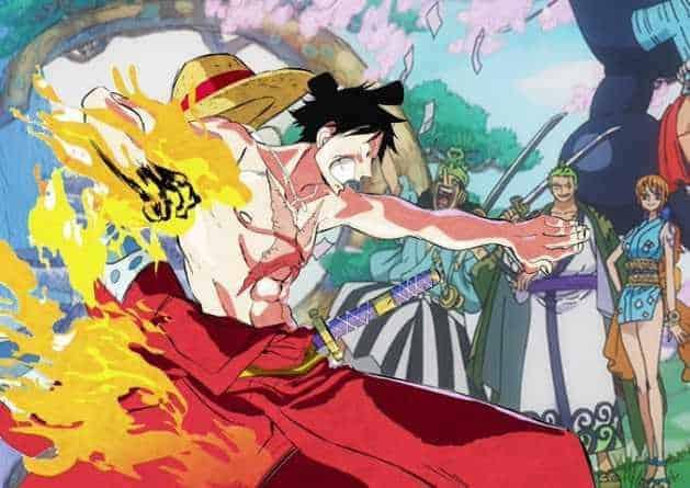 One Piece Chapitre 959 Date de sortie 26
