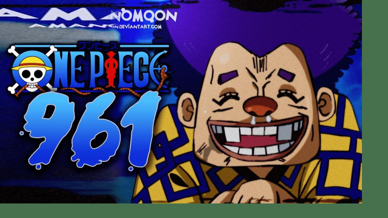 One Piece chapitre 962 Spoilers Daimyo et les Vassaux 2