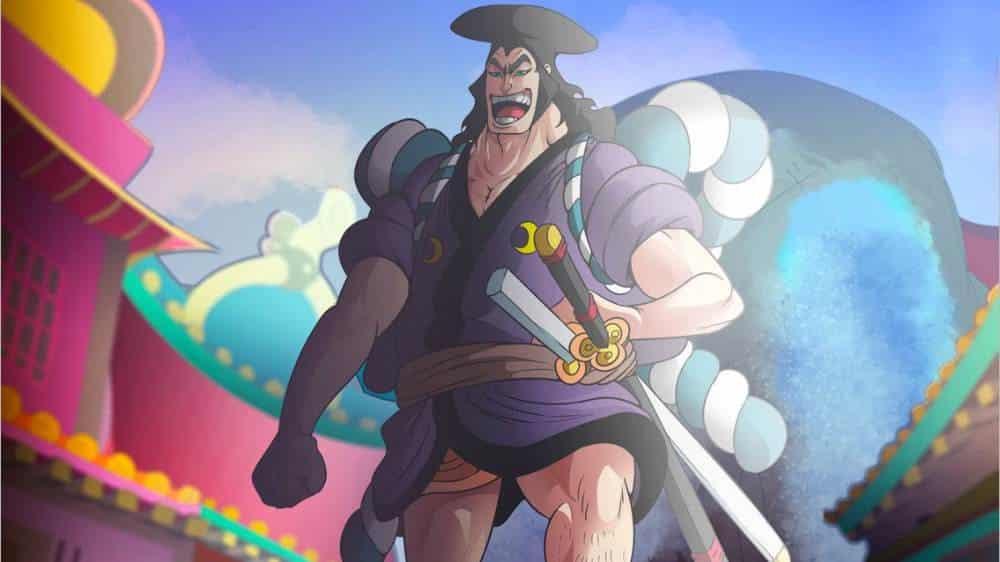 One Piece chapitre 962 Spoilers Daimyo et les Vassaux 1