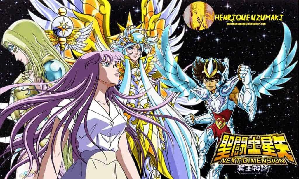 Saint Seiya, la reprise de Next Dimension et d'autres nouvelles pour 2020 3