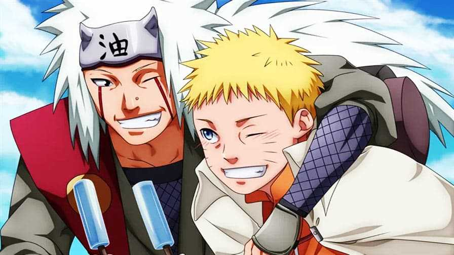 Boruto : L'épisode 136 offre un moment passionnant impliquant Jiraiya et Naruto 1
