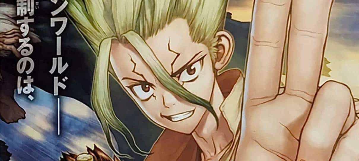 La deuxième saison de l'anime du Dr Stone est annoncée 7