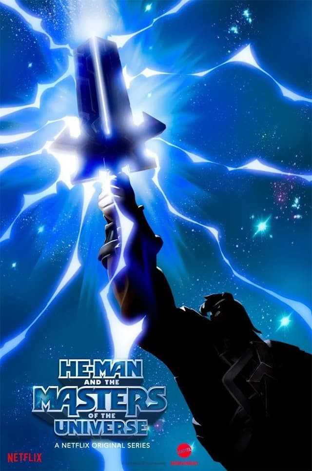 Netflix annonce une nouvelle série de He-Man 22