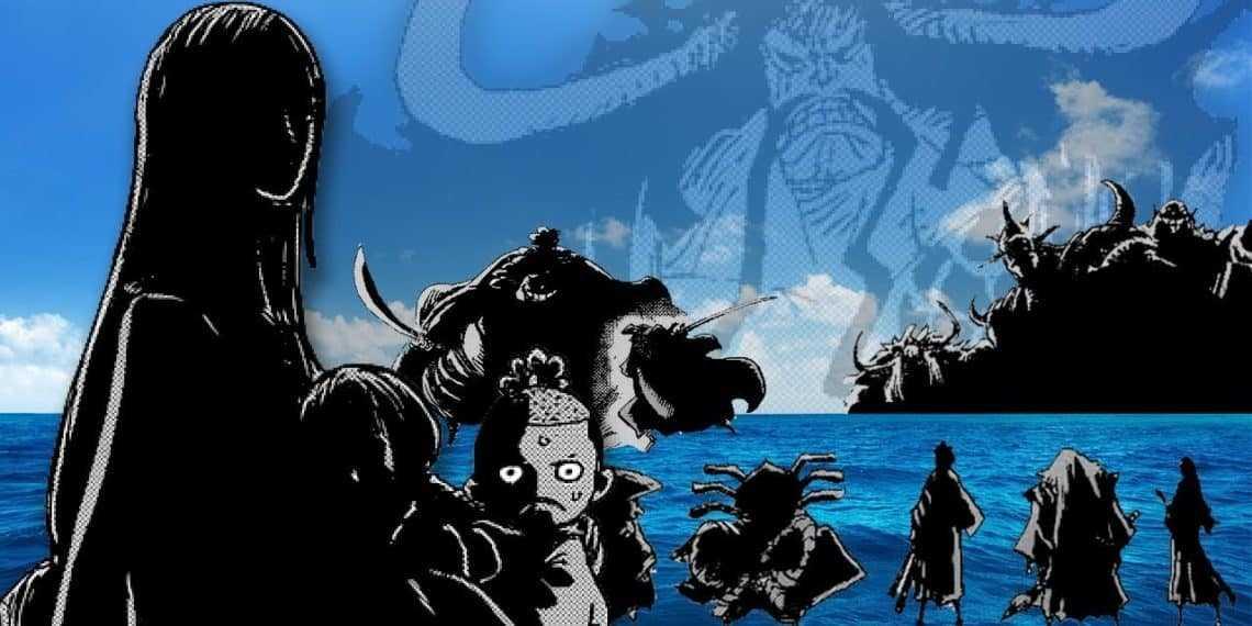Les spoilers One Piece Chapitre 965 – Gold D. Roger Apparait