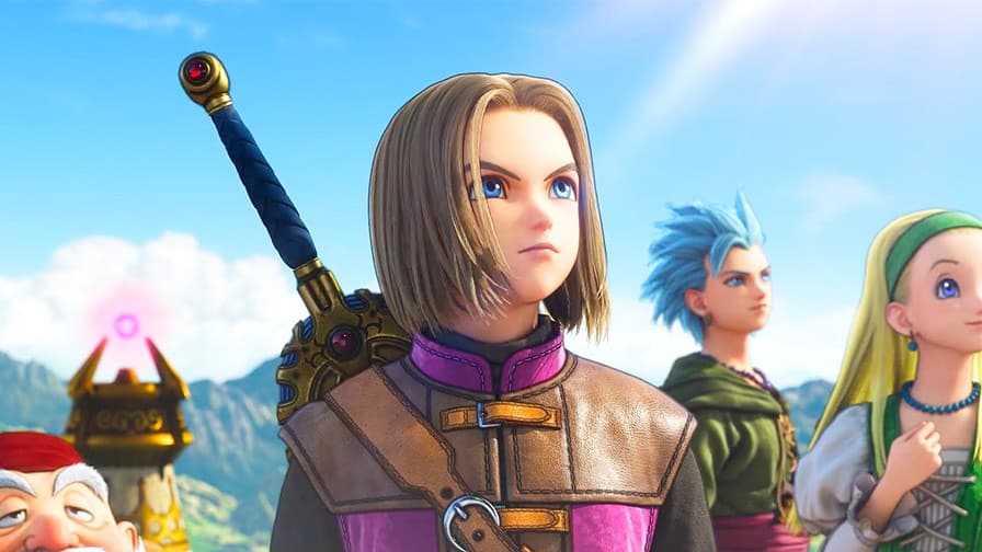 Dragon Quest recevra un nouveau jeu et ANIME ! Plus de détails 5