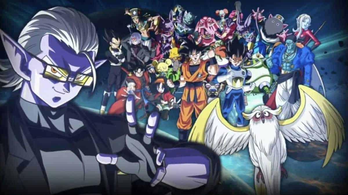 L'anime Dragon Ball Heroes Saison 2 aurait été annoncé à Jump Festa 2020 5