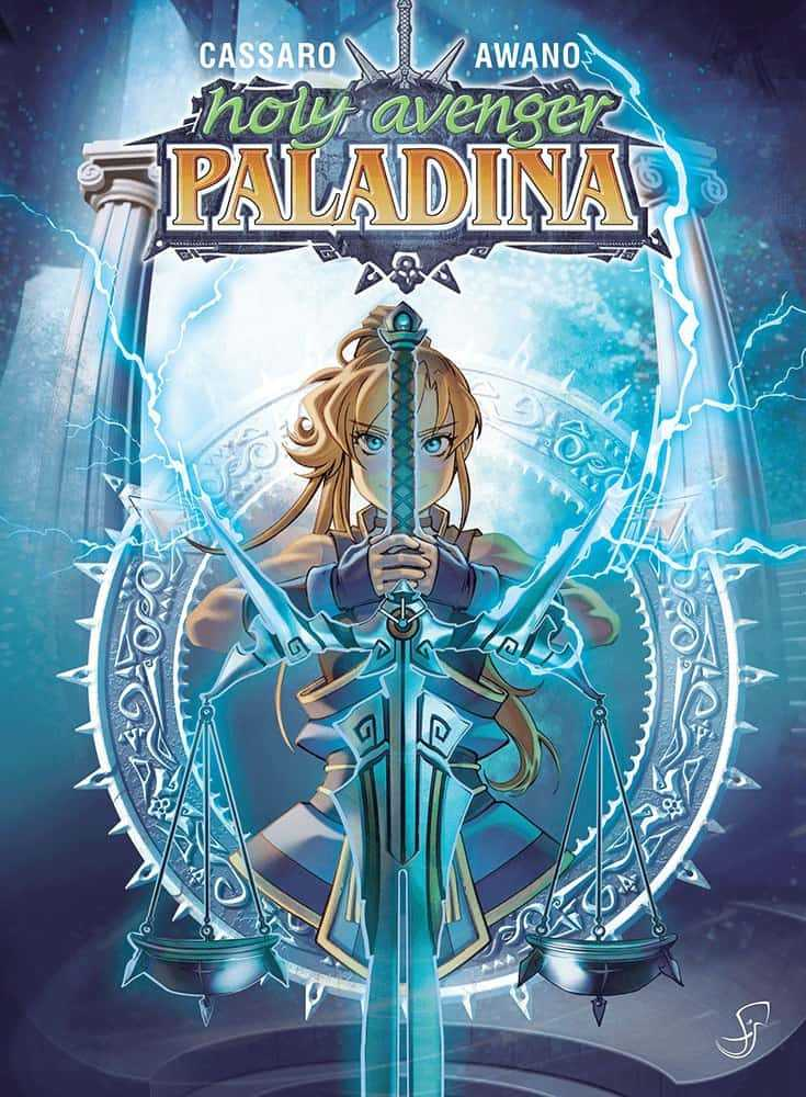 Holy Avenger: Paladin | Un manga remporte la date de sortie 2