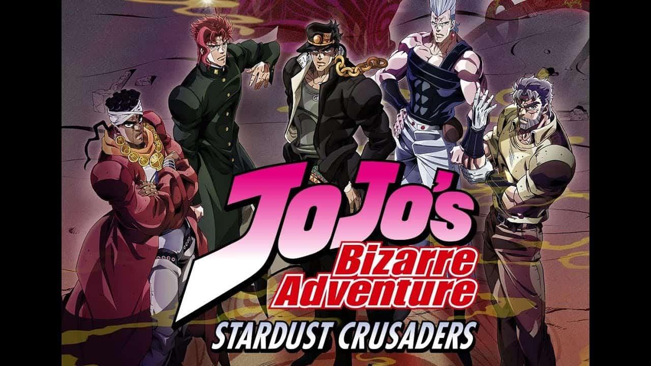 JoJo no Kimyou Na Bouken: Stardust Crusaders (JoJo's Bizarre Adventure Stardust Crusaders) (Mort d'Iggy)