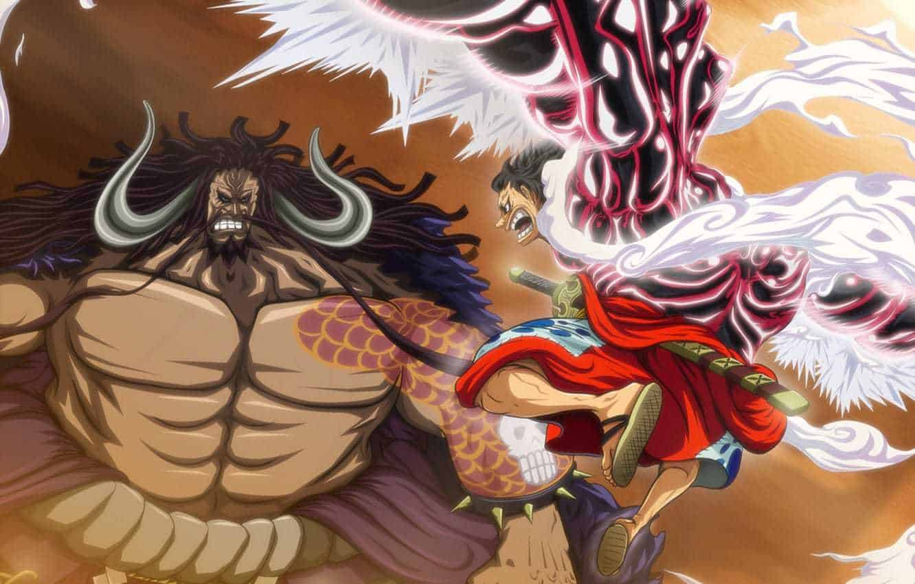 Comment Luffy vaincra-t-il Kaido ? Théorie de One piece 15