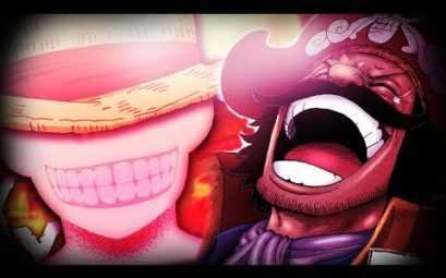 Luffy est le prochain Joy Boy La volonté de D. 1