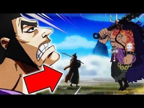Les Spoilers One Piece chapitre 970 date de sortie 1