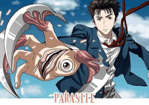 Kiseiju: Sei no Kakuritsu (Parastye -la maxime-) (La plupart de la série)
