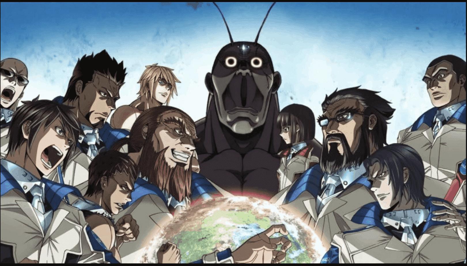 Top 10 des décès les plus tragiques dans l'anime 5