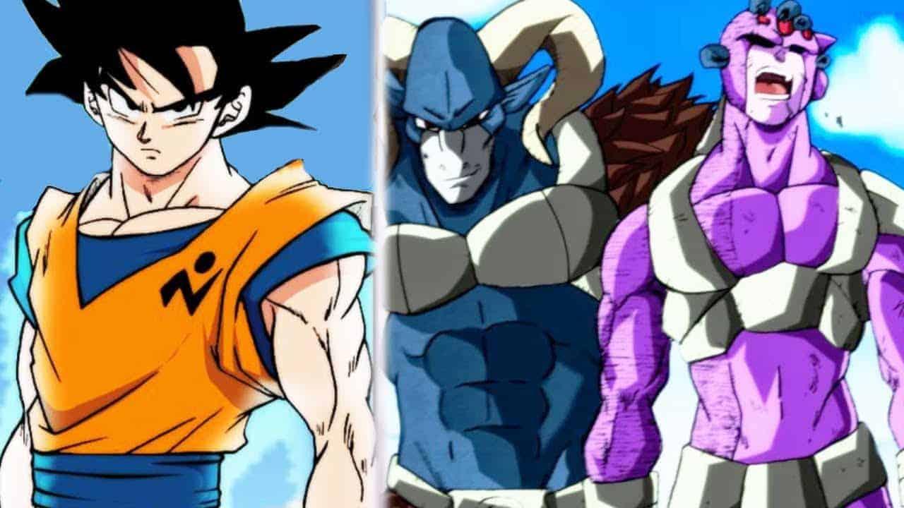 Dragon Ball Super Chapitre 57 – Goku et Moro arrivent sur terre ! |
