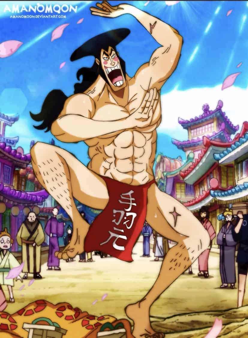 One piece chapitre 972 La mort d'une légende - Le sacrifice de Kozuki Oden 4